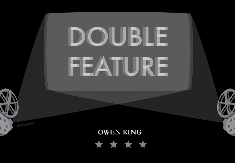 Double Feature, by Owen King. Book review: 4 stars.